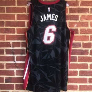 LeBron Miami Heat Limited Edition 2XL Jersey